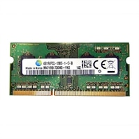 Dell 4 GB 인증 용 메모리 모듈 – 1Rx8 SODIMM 1600 MHz