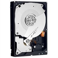 Dell 10,000RPM SAS 12Gbps 512e 2.5in 핫 플러그 가능 하드 드라이브 - 1.8TB