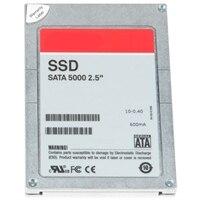 Dell 800GB 솔리드 스테이트 드라이브 SATA 쓰기 집약적 6Gbps 2.5in 드라이브 - S3710