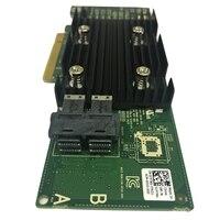 PERC HBA330 댑터, 12Gbps 댑터, 로우 프로파일, Customer Kit