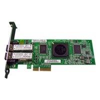 Dell QLogic QLE2462 파이버 채널 호스트 버스 어댑터