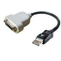 Dell 어댑터 - DisplayPort-DVI 싱글 링크