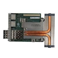 Dell 이중의포트 10 기가비트 DA/SFP+, + I350 이중의포트 1Gb 이더넷 네트워크 부속 카드 (NDC)