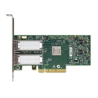 Dell Mellanox X3 이중의포트  40 GbE Direct Attach/QSFP Server Ethernet Network Adapter - 전체 높이