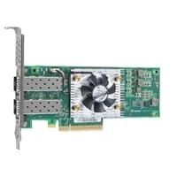 Dell QLogic FastLinQ QL45212-DE 로우 프로파일 이중의포트 25GbE SFP28 어댑터