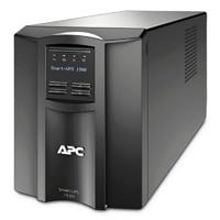 APC Smart-UPS 1500 LCD - UPS - AC 230 V - 1 kW - 1500 VA - RS-232, USB - 출력 커넥터 8 - 블랙