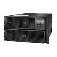 APC Smart-UPS SRT 8000VA RM - UPS (랙 장착형) - AC 230/400 V - 8000 VA - 3 상 - Ethernet 10/100, RS-232, USB - 6U