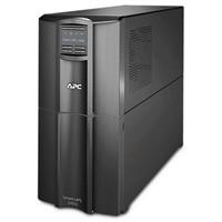 APC Smart-UPS 2200 LCD - UPS - AC 230 V - 1.98 kW - 2200 VA - RS-232, USB - 출력 커넥터 9 - 블랙