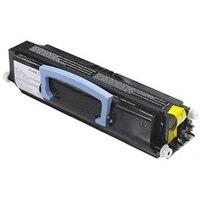 Zwarte tonercartridge met hoge capaciteit voor de Dell Kleur Laser Printer 1720/1720dn (6000 pagina's)