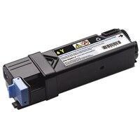 Dell - 2150cn/cdn & 2155cn/cdn - Yellow - Standard Capacity Toner Cartridge - 1,200 Pages