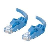 C2G - Cat6 Ethernet (RJ-45) UTP zonder uitsteeksels Kabel - Blauw - 7m