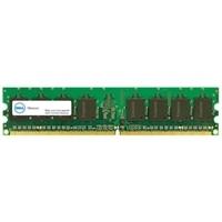 Dell 1 GB gecertificeerde, vervangende geheugenmodule voor specifieke Dell systemen — DDR2 UDIMM 667MHz NON-ECC