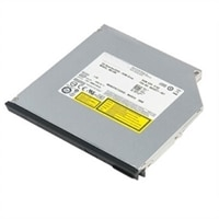 Optisch schijf : 16X DVD-ROM SATA schijf voor Win2K8 R2,  SATA-kabel afzonderlijk te bestellen (Kit)