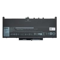 Dell 55W/u 4cel Primaire Lithium-Ion batterij