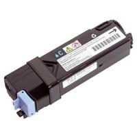 Dell - Hoge capaciteit - cyaan - origineel - tonercartridge - voor Color Laser Printer 2130cn