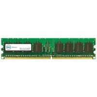 Dell 2 GB gecertificeerde, vervangende geheugenmodule voor specifieke Dell systemen — DDR2 UDIMM 667MHz NON-ECC