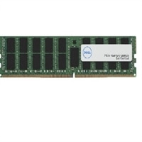 Dell 64GB gecertificeerde, geheugen module– DDR4 LRDIMM 2666 MHz 4Rx4