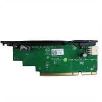 Dell R730 PCIe Utvidelseskort 3, Left Alternate,one x16 PCIe Slot med at least 1 Processor