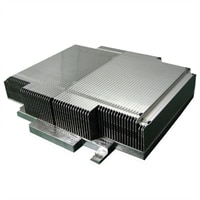 Dell - Prosessorvarmeavleder - for PowerEdge R720, R720xd