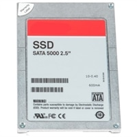 Dell - Solid State Drive - 800 GB - intern - 2.5-tommer - SATA 3Gb/s