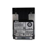 """Dell 1.92TB SED FIPS 140-2 SSD-disk SAS Blandet Bruk 12Gbps 512n 2.5"""" Stasjon i 3.5"""" Harddisk Kan Byttes Ut Under Drift Hybrid Holder"""