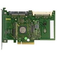 Dell iSCSI-kontrollerkort med 1x1 kabel for 1 SAS-stasjon