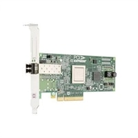 Dell Emulex LPE12000 Single Channel 8Gb PCIe-HBA Host Bus Adapter, lav profil, kundesett