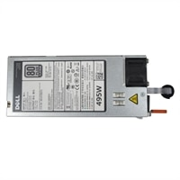 Strømforsyning : 495W engangsbruk Hot Plug (1+0)