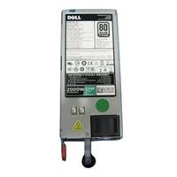 Strømforsyning, Ikke-redundant, 2000 W, Cuskit