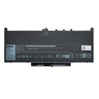Dell55 Wh 4-cellers primært litiumionbatteri