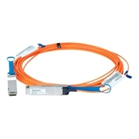 Dell Nettverkkabel QSFP28 to QSFP28 100GbE Active optisk kabel - 10 m