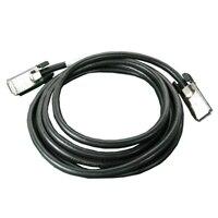 Stackingkabel, for Dell Nettverk N2000/N3000/S3100 series switches (no cross-series stacking), 0.5m, Kundesett