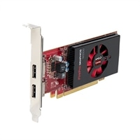 AMD FirePro W2100 - grafikkort - FirePro W2100 - 2 GB
