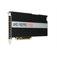 Dell AMD FirePro S7150-grafikkort – 8 GB