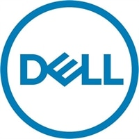 Dell 250 V 2-IN-1 strømkabel (FOR USE IN RACK ONLY) - For Guam, Northern Marianas Samoa Only - 9fot
