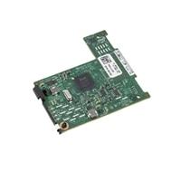 Dell Intel i350 fireporters 1-Gigabit Serdes Mezz kort for M-Series Blades, Installeres av kunden