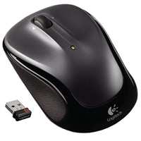 Logitech® Wireless Mouse M325 - Dark Silver