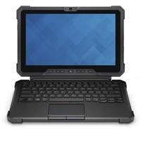 Dell tastaturdeksel med støtte for Latitude12 Rugged-nettbrett - Pan Nordic
