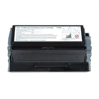 Dell - P1500 - Svart - Bruk og returner - tonerkassettene med høy kapasitet - 6000 Siders