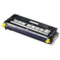 Dell - 3110/3115cn - gul - tonerkassettene med høy kapasitet - 8000 Siders