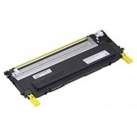 Dell - 1235cn - Gul - tonerkassettene med standard kapasitet - 1000 Siders