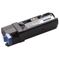 Dell - 2150cn/cdn/2155cn/cdn - Cyan - tonerkassettene med standard kapasitet - 1200 Siders
