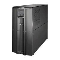 APC Smart-UPS 2200 LCD - UPS - AC 230 V - 1.98 kW - 2200 VA - RS-232, USB - 9 Utgangskobling(er) - svart