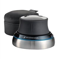 3Dconnexion SpaceNavigator for Notebooks - 3D mouse - optisk - 2 knapper - kablet - USB