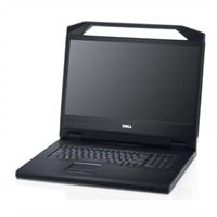"""Dell 18,5"""" LED-KMM DKMMLED185-001 – tastatur for internasjonalt engelsk"""