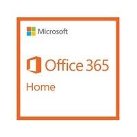 Microsoft Office 365 Home - abonnementslisens (1 år) - inntil 5 PC-er og Mac-er for ett husstand