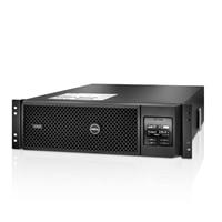 Dell Smart-UPS SRT 5000VA RM - UPS (rackmonterbar/ekstern) - AC 230 V - 4500-watt - 5000 VA - Ethernet 10/100, USB - 3U