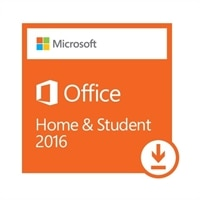 Microsoft Office Home and Student 2016 - lisens - 1 PC