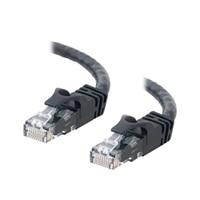 C2G Cat6 550MHz Snagless Patch Cable - koblingskabel - 15 m - svart