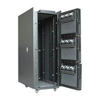 APC NetShelter CX - Rack - lys eik - 38U - 19-tommer